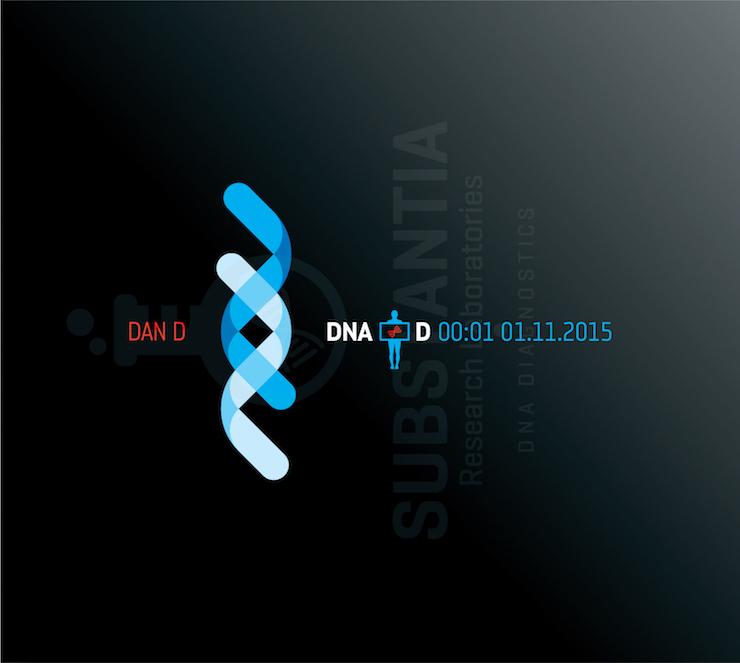 DNA D